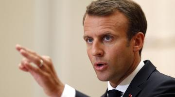 Macron toetab sanktsioone migrantidest keelduvatele EL-i riikidele