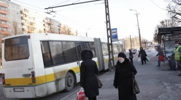 Tallinna Linnatransport võtab 1. veebruaril üle makseraskustes MRP Linna Liinide töö