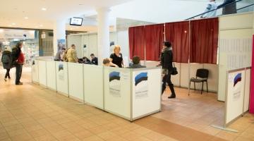 Tallinnas avatakse 85 valimisjaoskonda