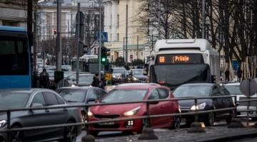 Tehnopol: keskkonnasõbralik transport aitaks säästa 100 miljonit eurot