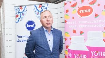 Ülo Kivine: Eesti piimatööstuse sundvalik on eksport