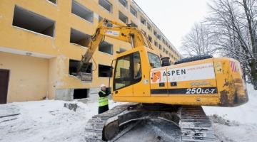 Põhja-Tallinnasse kerkib uus energiasäästlik korterelamu seenioritele