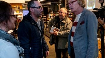 VIDEO JA FOTOD! Viktor Vassiljevi telesaade Tervisevõti sai raamatukaante vahele