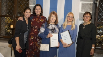 GALERII! Tallinn tunnustas parimaid tervishoiutöötajaid