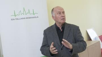 Haiglajuhi Ralf Allikvee volitused peatati, Kõlvart: peame tagama ausa ja läbipaistva juhtimise