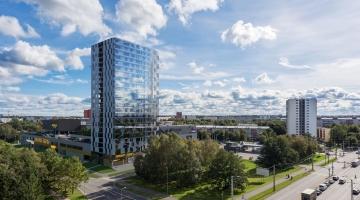 Mustamäele kavandatakse 24-korruselist kõrghoonet vaba aja veetmise võimalustega