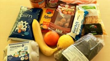 VIDEO! Tallinnas sai täna koolilõuna toidupaki enam kui neljandik õpilastest