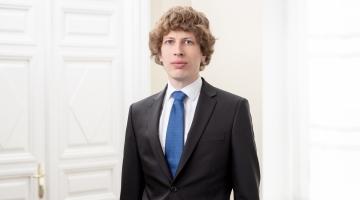 Tartu Ülikool tunnustab Skytte medaliga sotsiaalminister Tanel Kiike