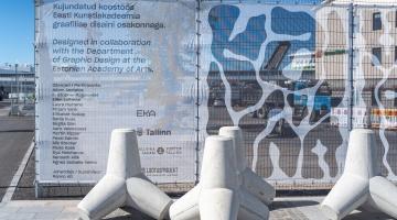 FOTOD JA VIDEO! Reidi tee äärt kaunistavad Eesti Kunstiakadeemia tudengite tööd