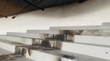 VIDEO SÜÜTAMISEST! Saareoja: Tallinna lauluväljaku laulukaar pandi põlema tahtlikult