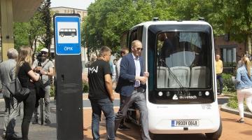 Tallinn valiti 2020. aasta maailma intelligentseimaks kogukonnaks
