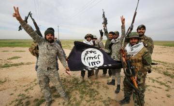 USA juhitud koalitsiooni õhulöökides hukkus 70 islamisti