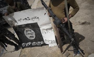 Keenias laieneb IS-i kohalolek