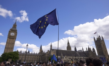 Ministeerium: Brexit ohustab USA finantsstabiilsust