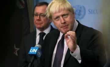 Johnson: London alustab EL-ist lahkumise protsessi uue aasta algul