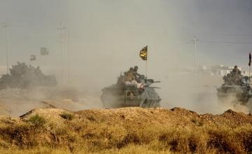 UUS TERRORILAINE? Voliniku sõnul ähvardab EL-i Mosuli hõivamise järel džihadistide sissevool