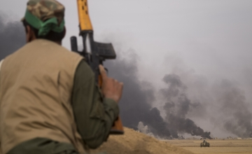 IS võttis vastutuse Iraagis toimunud ohvriterohke veokiplahvatuse eest