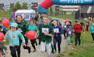 Maria Jufereva: Lasnamäe on pealinna sportlikuim linnaosa