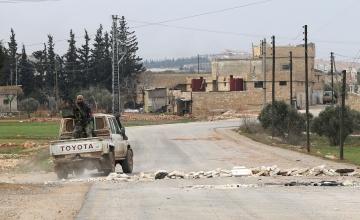 Türgi pommirünnakus IS-i linnale Süürias hukkus 24 elanikku