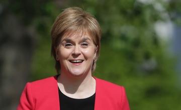 Eksperdid: Briti valimised võivad tugevdada Šoti iseseisvuspüüdlusi