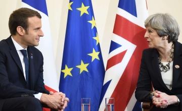 Macron: Prantsusmaa aitab Suurbritanniat võitluses terrorismiga