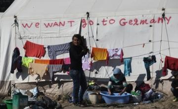 Aprillis Rakverre suunatud pagulaspered kolisid Saksamaale