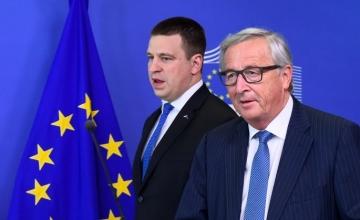 Politico paigutab Eesti Brexiti kõnelustel oluliste osalejate hulka
