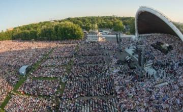 JUBA SELLEL REEDEL! Noorte laulu- ja tantsupidu täidab Tallinna muusikaga