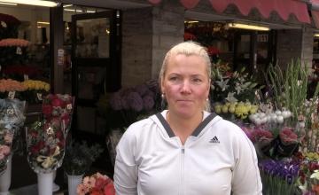 AILE: Velotakso juht varastas suure lillekimbu