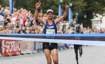 Tallinna Maratoni poolmaratoni võitsid eestlane Tiidrek Nurme ja keenialanna Norah Chebet