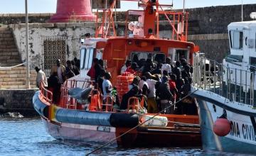 AP: Nelja aastaga on kadunud või hukkunud 56 800 migranti