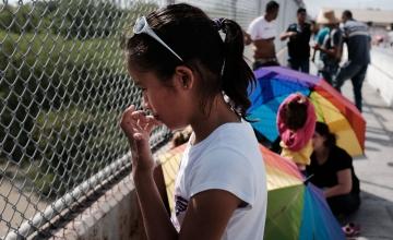 USA-Mehhiko piiril lahutati peredest arvatust rohkem lapsi