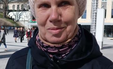 Margo: vanainimesel on vähe loota