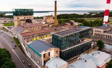 Fahle kvartalisse kerkib Baltikumi suurim büroohotell