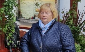Kerstin, 57: ma elan Lasnamäel ja toetan linnapea algatust