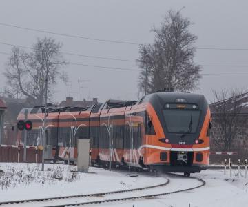 Raudteelaste ametiühingu juht: kui valitsus jätkab probleemide eitamist, tabab raudteed Estonian Airi saatus