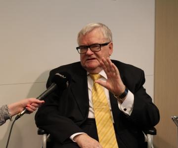 Savisaar: Indrek Neivelt oleks päris hea presidendikandidaat