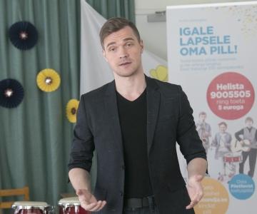 FOTOD! Ott Lepland: pillimäng õpetab kohusetunnet, järjepidevust ja koostööd