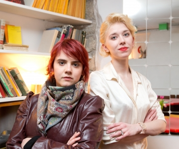 TASUTA! Piret Krumm ja Katariina Tamm esinevad Viru keskuses ülinaljaka stand-up etendusega