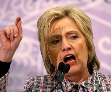 Clinton: Trumpi majanduspoliitika ajaks USA pankrotti