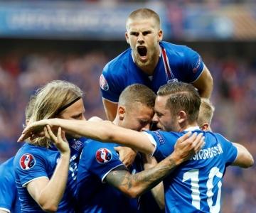 IMELINE VÕIT: Island alistas EM-il Inglismaa ja jõudis veerandfinaali