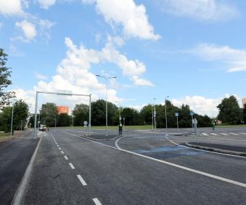 Uhiuus betoontee lõik Paldiski maanteel on liikluseks avatud