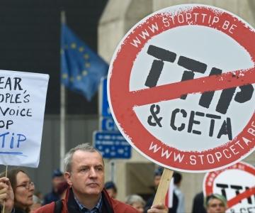 74 protsenti iirlastest tahab TTIP rahvareferendumile panekut