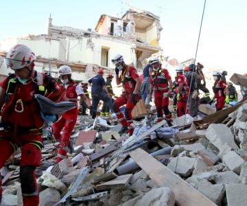 FOTOD! Itaalia maavärina ohvrite arv tõusis 247-ni