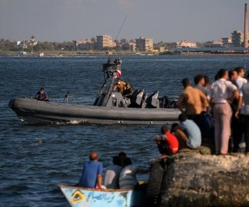 Egiptuse laevahukus uppunute arv tõusis 168-ni