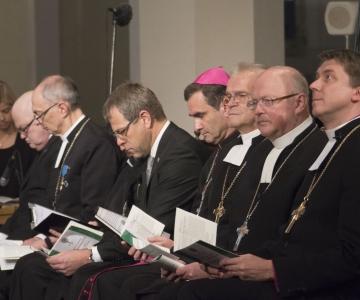 FOTOD! Oleviste kirikus kuulutati avatuks reformatsiooni 500 juubeliaasta
