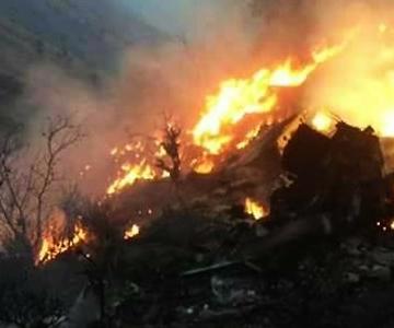 Pakistanis kukkus alla lennuk 47 inimesega pardal