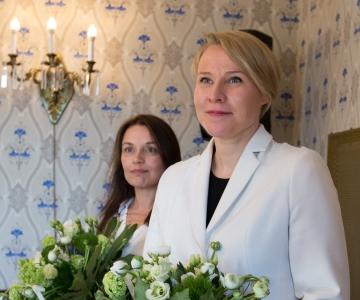 Kaja Kunnas: Soome ja Eesti on täiesti võrdsed alles siis, kui ka Eestis 70 tuhat soomlast töötab