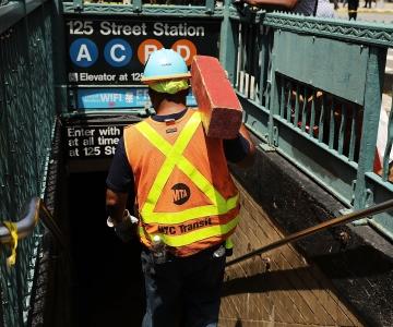New Yorgi metrooõnnetuses sai kergemalt vigastada 36 inimest