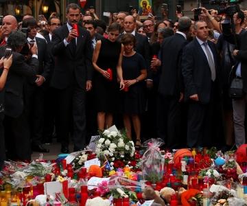 Barcelona mälestab terrorirünnakute ohvreid